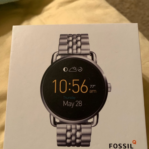 Accessories - Fossil Q Wander